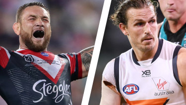 AFL and NRL