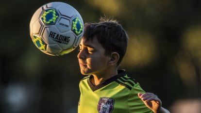 'Using your head is probably not a good thing': Safety concerns for soccer kids
