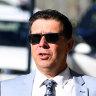 Former Ipswich mayor on trial for fraud