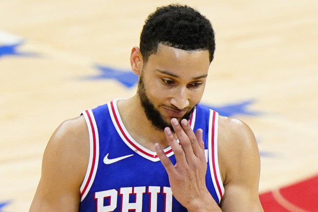 Ben Simmons is reportedly in doubt for the Olympics.