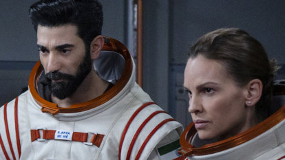 TV has entered a new 'space race'. Why now?