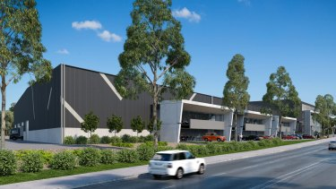 Sydney Olympic Park Authority has let a 25,637sq m site at 201 Parramatta Road, Homebush West, Sydney