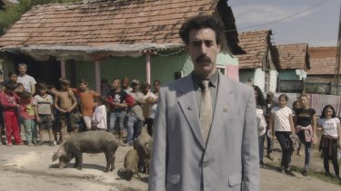 Borat Subsequent Moviefilm comes 14 years after the first Borat was released.