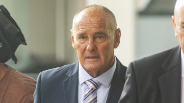 Chris Dawson, pictured in 2020, will face trial for murder.