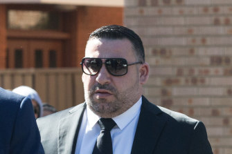 Michael Ibrahim, pictured, allegedly instructed his nephew to distribute fraud proceeds to family and associates.