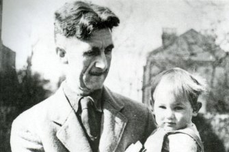 Orwell adopted his son Richard in 1944. He died when the boy was six.