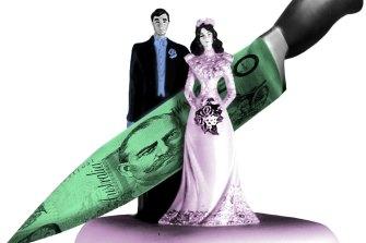 Weddings outlawed.