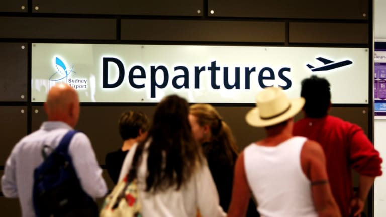 The ACCC says passengers are paying more for fares because of the fees Sydney Airport slugs airlines.