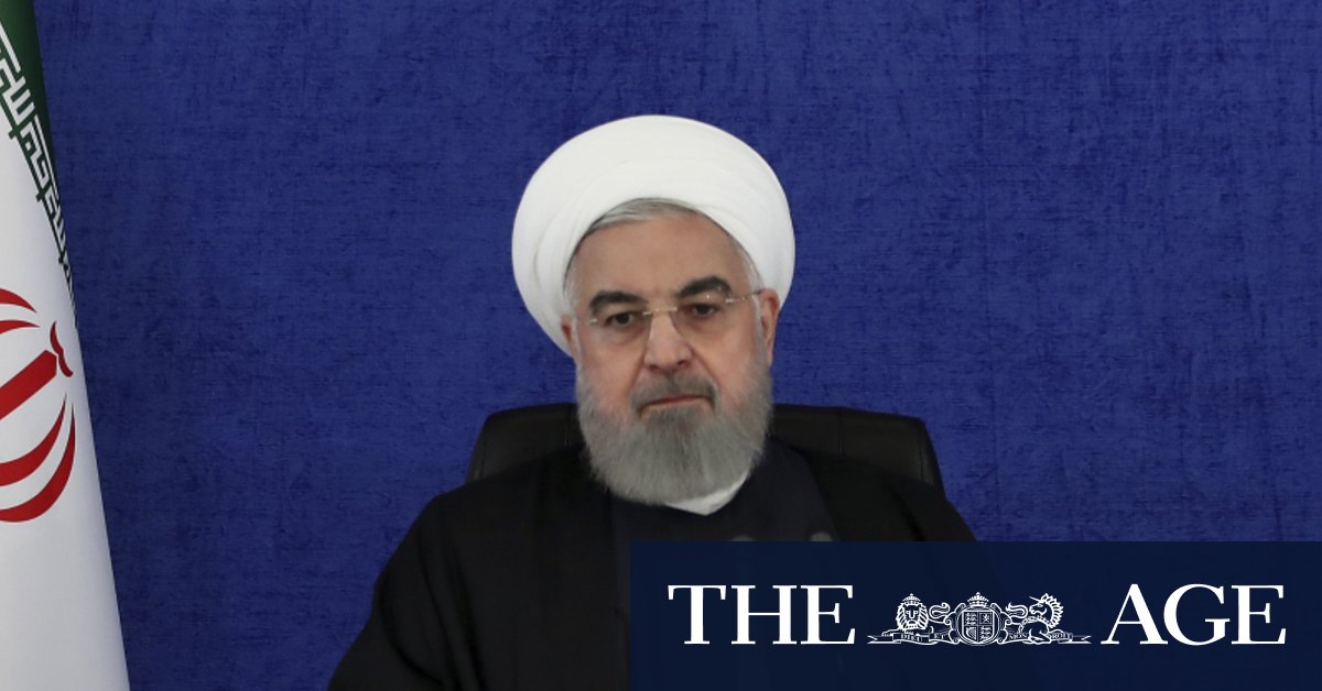 After assassination, Iran says it won't 'fall in trap' of scuttling future US talks