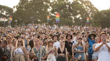 Survey participants were recruited from the 2017-18 Falls Festival.