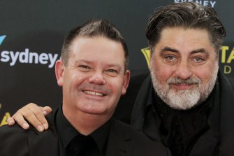 Ex-MasterChef Australia judges Gary Mehigan, left, and Matt Preston have jumped ship to Seven.