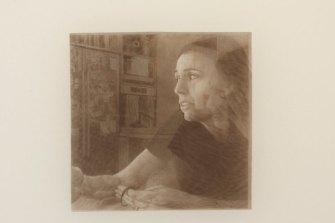 John Ward Knox's portrait of New Zealand Prime Minister Jacinda Ardern.