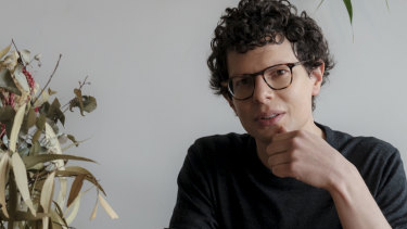 UK comic Simon Amstell.