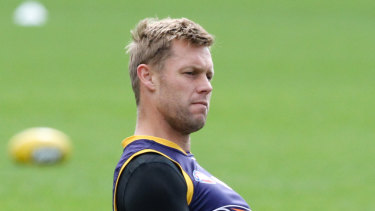 Sam Mitchell says he's not ready to take on a senior coaching role just yet.
