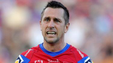 Mitchell Pearce had a tough end to the 2021 season.
