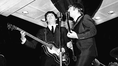 From the Archives, 1964: Stadium birthday party for Beatle Paul