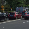 Easter holiday traffic out of Sydney eases after hour long delays earlier