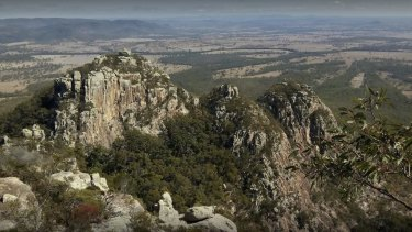 More than 3300 hectares will be added to Mt Walsh National Park, west of Maryborough.