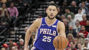 Ben Simmons' decision to skip the World Cup has thrown a spanner into the Boomers' plans.