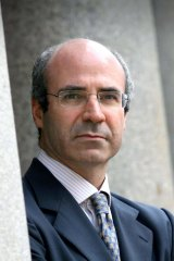Bill Browder led the push for the US Magnitsky Act.