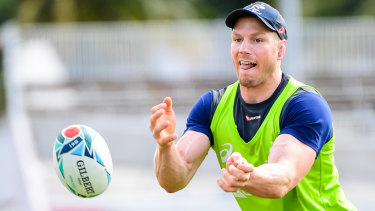 David Pocock has played just three games in 2019, having suffered a calf injury in January.