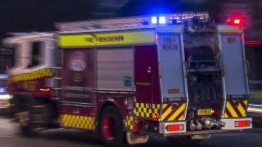 A south coast man has died following a house fire.