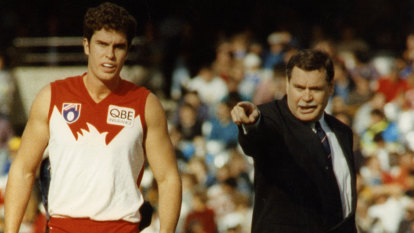 Even Barassi, the great visionary, couldn't have imagined this