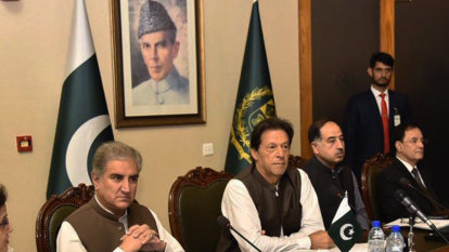 Imran Khan promises to give refugees citizenship to curb crime