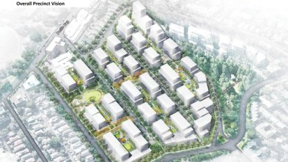 'They speculated, they own the risk': developers sweat on St Leonards plan