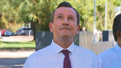 Hey now, hey now, why Mark McGowan doesn't want you to dream it's over