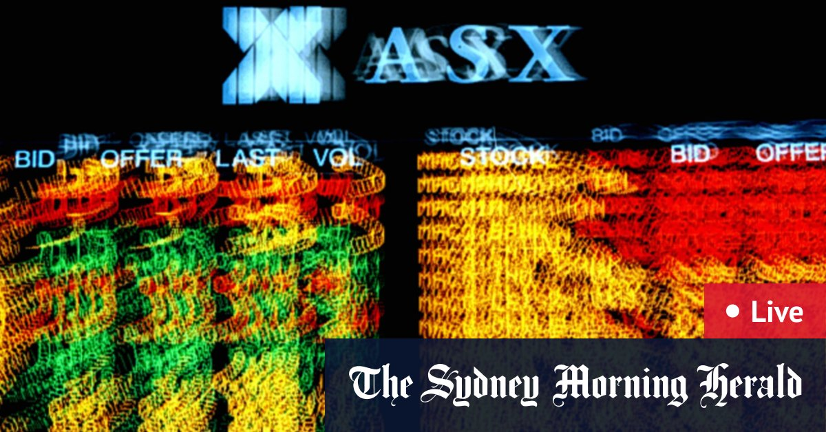 ASX rises 0.5% as banks FMG join broad rally; IRESS leads tech gains – The Age