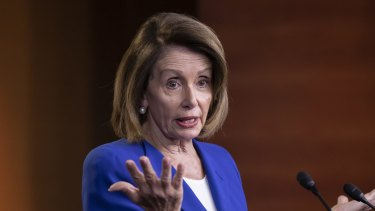 Speaker of the House Nancy Pelosi said she didn't think the allegations should prevent Biden from running for president.