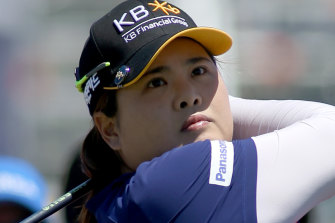 Inbee Park won a 20th LPGA title with victory in the Women's Australian Open in Adelaide.