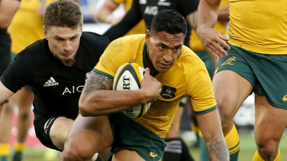 Rugby Australia confident of broadcast uplift in 2021