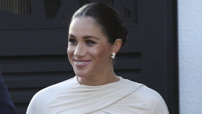 Mother-to-be Meghan is a welcome rebel against harsh beauty standards