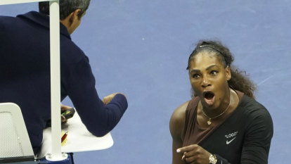 Umpire who clashed with Serena Williams won't referee her matches
