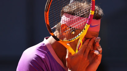 Three straight: Zverev defeats Nadal again, but first time on clay