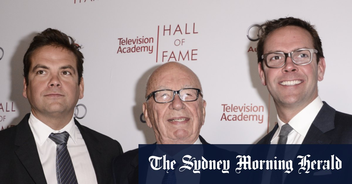 James Murdoch condemns 'profound damage' wreaked by US news media – Sydney Morning Herald
