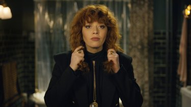 Natasha Lyonne is up for a top prize for her remarkable work in Russian Doll.