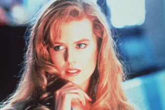 Nicole Kidman in To Die For, which Henry wrote.