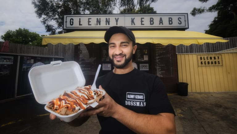 Glenny Kebabs is known for its halal snack packs.