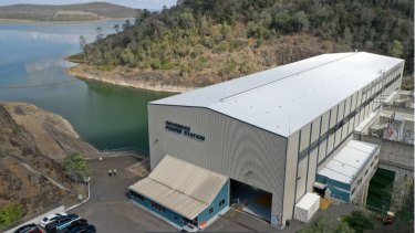 The existing Wivenhoe Dam hydroelectricity plant is now operated by the Queensland government-owned CleanCo.