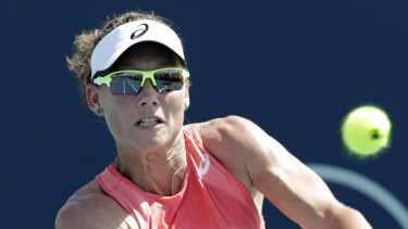 Sam Stosur is back in Australia's Fed Cup side.