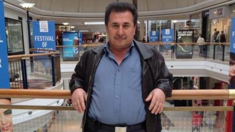 Mehmed Solmaz has pleaded not guilty to murder.