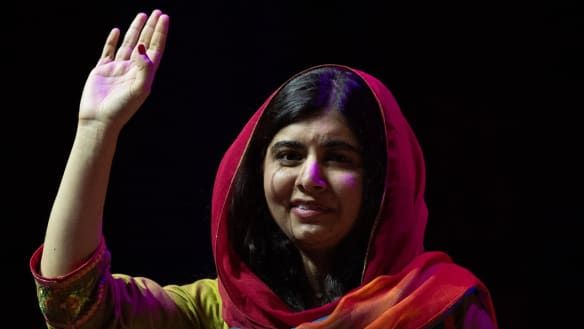 Malala, the girl who wouldn't take 'no' for an answer