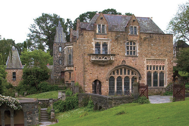 Montsalvat was founded in 1934 by artist and architect Justus Jorgensen.