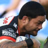 Dufty's sin-binning opens floodgates as Dragons continue slide