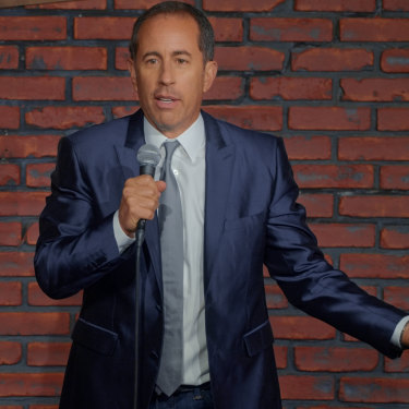 """""""You know, if you want to be a good stand-up comedian, that's a full-time job."""""""