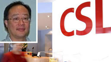 Dr Joseph Chiao is accused by his former employer CSL of downloading trade secrets.