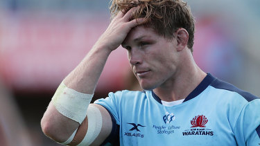 Michael Hooper reflects on the Waratahs' defeat to the Brumbies on Sunday.